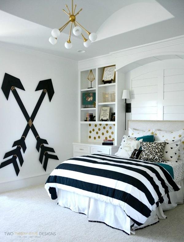 45 Teenage Girl Bedroom ideas and Designs - Cartoon District on Teenage:m5Lo5Qnshca= Room Ideas  id=73728