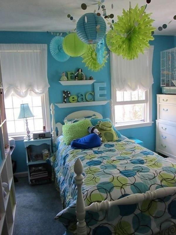 45 Teenage Girl Bedroom ideas and Designs - Cartoon District on Tween Room Ideas Girl  id=81752