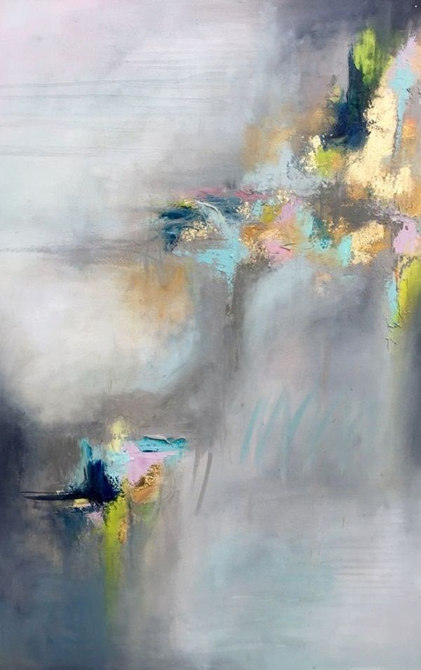 90 Easy Abstract Painting Ideas that look Totally Awesome on Modern Painting Ideas  id=99553