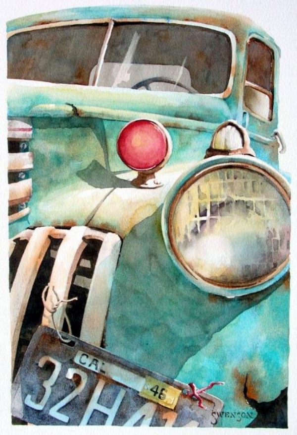 80 Easy Watercolor Painting Ideas For Beginners