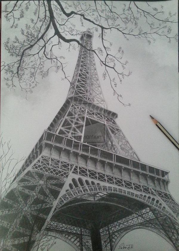 Easy Sad Drawings Beautiful