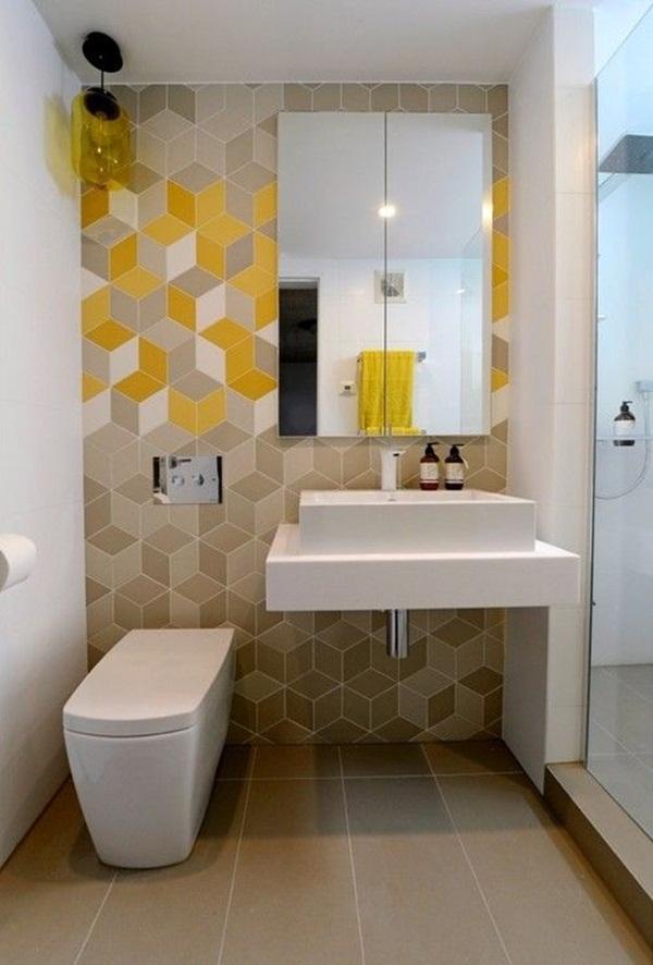22 Small Bathroom Ideas on a Budget on Bathroom Ideas On A Budget  id=88639