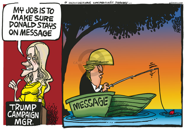 Image result for cartoons kellyanne conway