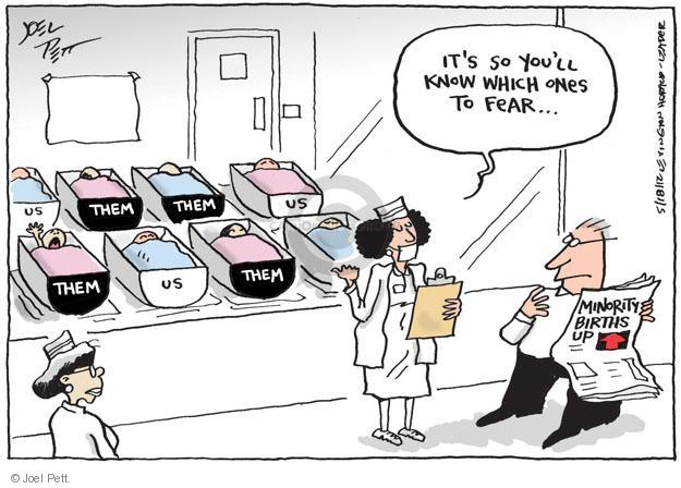 Joel Pett's Editorial Cartoons at www.cartoonistgroup.com - Cartoon View  and Uses