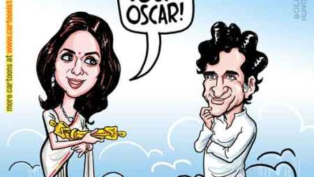 Sridevi & Shashi Kapoor honoured at Oscars!