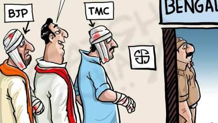 Bengal votes…