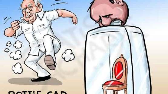 Bottle Cap Challenge in Karnataka!