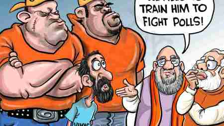 'Goli Maaro' comment shouldn't have been made, says Amit Shah!