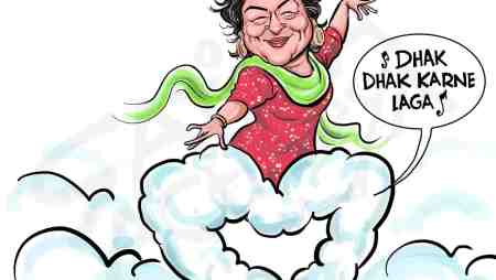 Bollywood's Celebrated Choreographer Saroj Khan dies at 71!