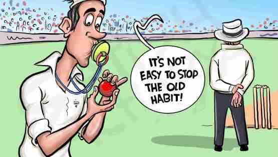 Old habits die hard!