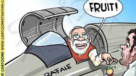 Congress says Rafale is the fruit of their efforts in 2012!