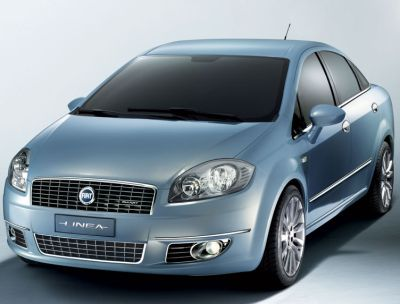 Fiat Linea photo; T-Jet launch soon