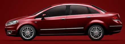 Photo:Fiat Linea scores in the elegance department