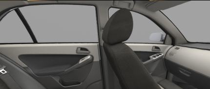 Tata Manza interior photo