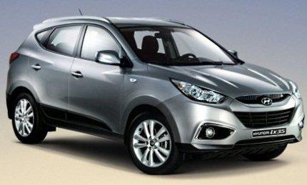 Photo: Hyundai ix35