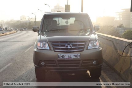 Photo: Tata Sumo Grande MK II