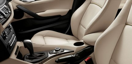 bmw x1 interior photo