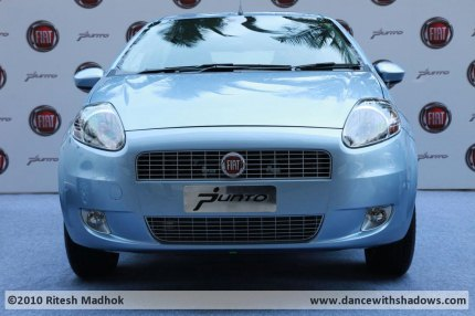 fiat punto emotion photo