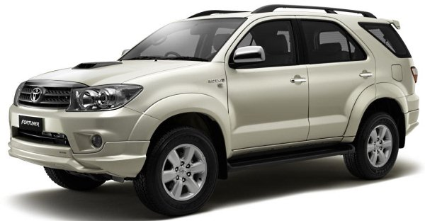 toyota fortuner anniversary edition photo
