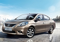 nissan sunny 2011 photo
