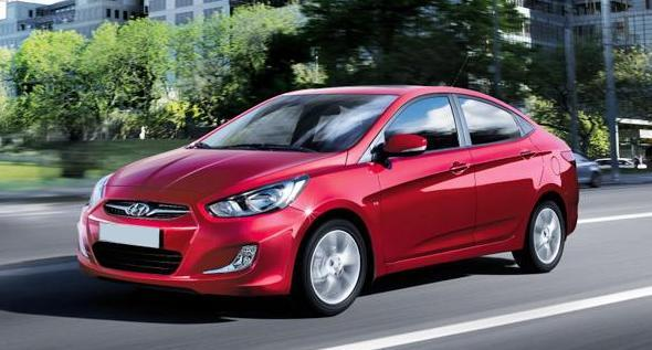 Photo: 2011 Hyundai Verna