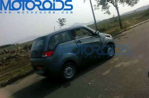 mahindra reva nxr photo