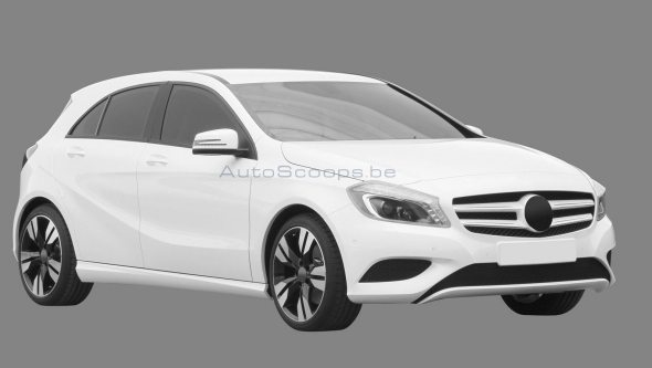 mercedes benz a-class photo2