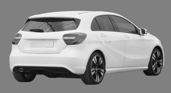 mercedes benz a-class photo4