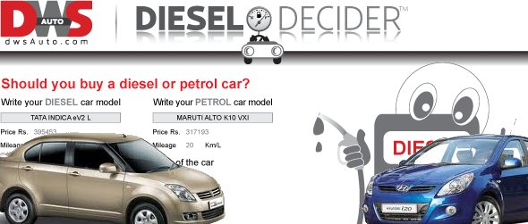 maruti dzire vs hyundai i20 petrol vs diesel comparison