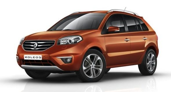 renault koleos 2012 photo 1