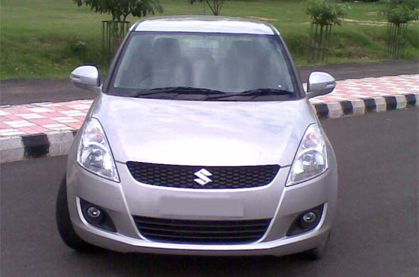 maruti suzuki swift front photo