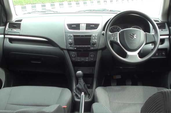 maruti suzuki swift dashboard photo