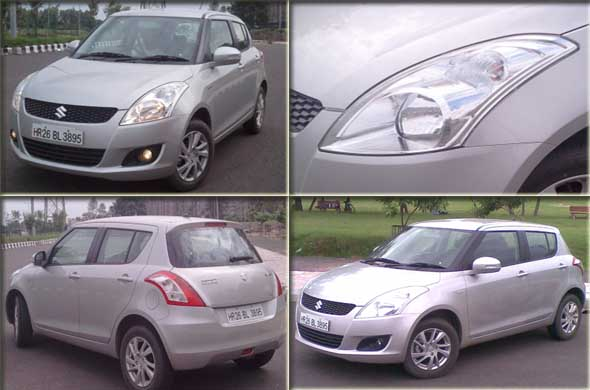 maruti suzuki swift exterior photo