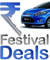 ford fiesta festival deals