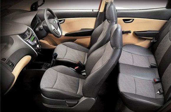hyundai eon interior photo gallery