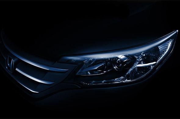 2012 honda crv headlamps