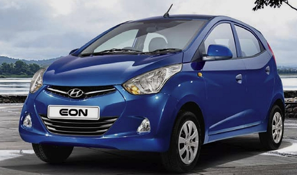 hyundai eon photo