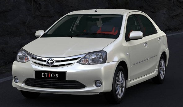 Toyota Etios Sedan Picture