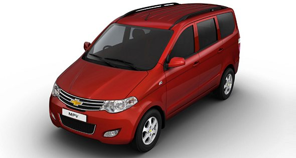 chevrolet enjoy mpv photo