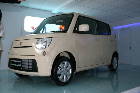 suzuki mr wagon photo