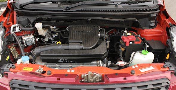 ertiga engine