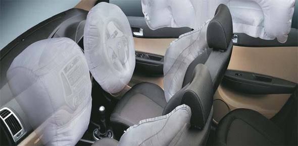 i20 six airbags