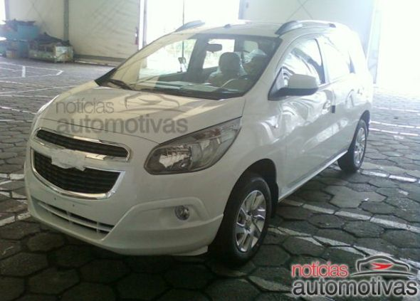 chevrolet spin mpv photo