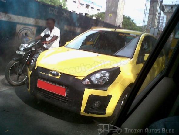 Ford-Figo-Facelift-front