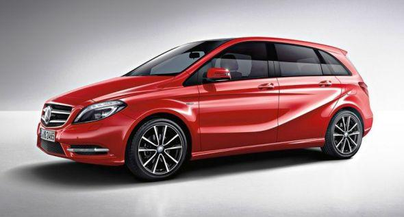 Mercedes Benz B Class Launch In India Variants And