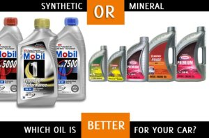synthetic oil vs mineral which is better for your car
