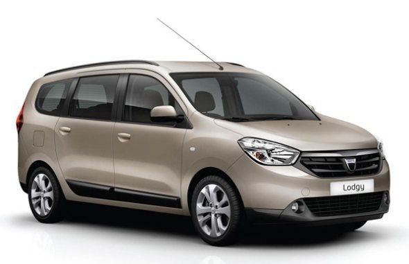 Renault Lodgy MPV Photo