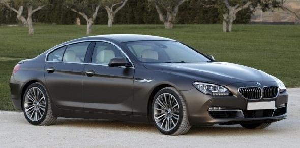 BMW 640-d photo