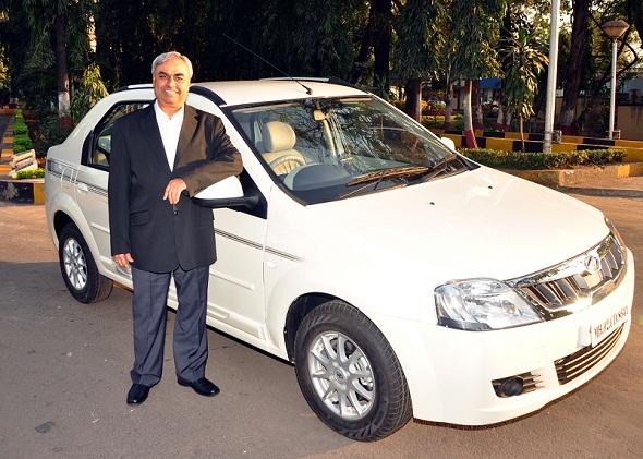 Mahindra Verito Executive
