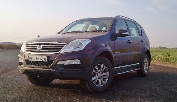 Mahindra-ssangyong-rexton-road-test-photo-1